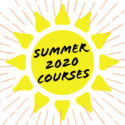 Summer 2020 Courses