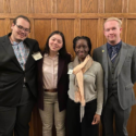 Political Science students compete at Yale
