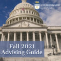 Fall 2021 Political Science Advising Guide now available
