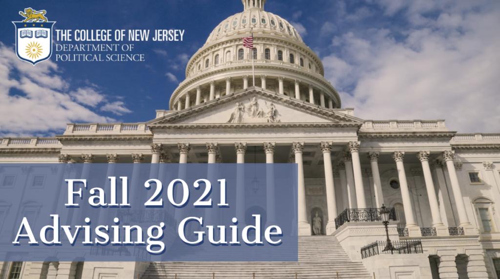 Fall 2021 Advising Guide